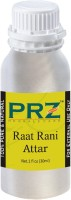 PRZ Raat Rani Attar For Unisex (30 ML) - Pure Natural Premium Quality Perfume (Non-Alcoholic) Floral Attar(Floral)