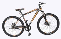Phoenix Echo 5.5 27.5 Bike For Adults Black 27.5 T Mountain/Hardtail Cycle(Single Speed, Multicolor)
