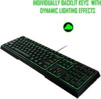 View Razer Ornata - Expert Membrane Wired USB Gaming Keyboard(Black) Laptop Accessories Price Online(Razer)