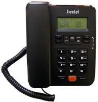 View Beetel M57 M-BEETEL Corded Landline Phone(Black) Corded Landline Phone(Black) Home Appliances Price Online(Beetel)