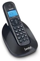 View Beetel X69 M-BEETEL Corded Landline Phone(Black) Corded Landline Phone(Black) Home Appliances Price Online(Beetel)