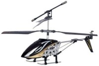 Sirius Toys Cyclone 3 Channel Rc Helicopter(Black)