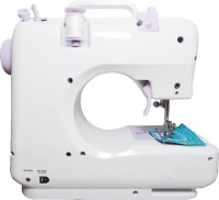 View Bluebells India ™FSHM built-in Stitch Pattens Portable & Compact With Accessories Electric Sewing Machine Electric Sewing Machine( Built-in Stitches 12) Home Appliances Price Online(Bluebells India)