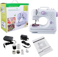 View Benison India ™Mini household Handheld 12 built-in Stitch Pattens Electric Sewing Machine ( Built-in Stitches 12) Electric Sewing Machine( Built-in Stitches 12) Home Appliances Price Online(Benison India)