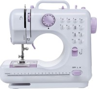 View Benison India ™Professional Choice 12-Stitch Full-Featured Multi-functional Portable, 2-speed Control & Double Thread Electric Sewing Machine ( Built-in Stitches 12) Electric Sewing Machine( Built-in Stitches 14) Home Appliances Price Online(Benison India)