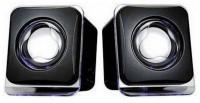 View SBM+ E028B Portable Laptop/Desktop Speaker(Black, 2.0 Channel) Laptop Accessories Price Online(SBM +)