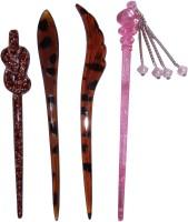 Creat combo of Bun sticks Bun Stick(Multicolor) - Price 450 77 % Off
