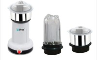 XCCESS Mini-Mixer 200 Juicer Mixer Grinder(White, 1 Jar)