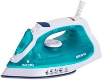 View Maxstar SI02 Bravo Steam Iron(Blue, White) Home Appliances Price Online(Maxstar)