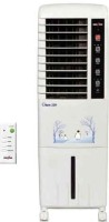 View Kenstar Glam R 22L Remote Tower Air Cooler(White, 22 Litres) Price Online(Kenstar)