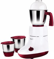 Pigeon Torrent Plus 750 W Mixer Grinder(White, Red, 3 Jars)