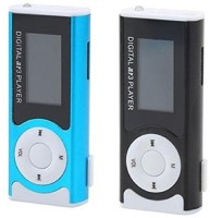 CRETO mp3 player MP3 Player(Blue, Black, 1.5 Display)