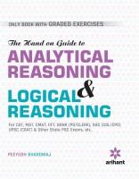 Analytical Reasoning & Logical Reasoning(English, Paperback, Peeyush bhardwaj)