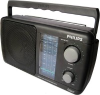 Philips DL 225 Portable FM Radio(Black)