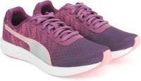 Puma Boys & Girls Lace Sneakers(Purple)