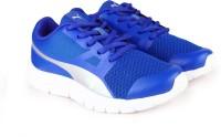 Puma Boys & Girls Lace Running Shoes(Blue)