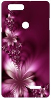 MStyle Back Cover for InFocus Vision 3(Multicolor)