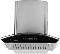 Hindware Nevio 60 Auto Clean Wall Mounted Chimney(BRUSHED SILVER/INOX 1200 CMH) Flipkart Rs. 11399.00