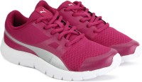 Puma Boys & Girls Lace Sneakers(Pink)