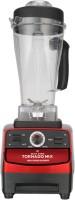 Maxstar HSB01 Tornado Mix 2200 Mixer Grinder(Red, Black, 1 Jar)