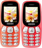 1+1=2 D7 Combo Of Two Mobile(Orange, Red) - Price 1119 30 % Off