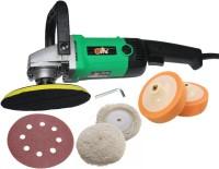 Digital Craft Car polisher 1200 W Variable Speed ??2800 rpm 180mm Car Care Painting Machine Tool Polishing Machine 220 V M14 Electric Polishing Floor Divs Vehicle Polisher(7 inch)
