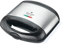 Maxstar ST01 Insta Grill Toast, Grill(Black, Stainless Steel)