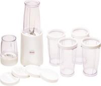 Hilton 5 Jar 240 Mixer Grinder(White, 5 Jars)