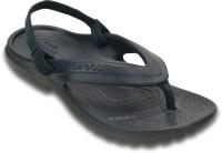 Crocs Boys & Girls Slip On Slipper Flip Flop(Dark Blue)