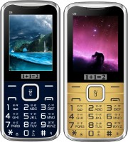 1+1=2 D8 Combo of Two Mobile(Gold & Blue) - Price 1709 14 % Off