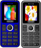 1+1=2 D6 Combo of Two Mobile(Blue & Grey) - Price 1169 26 % Off