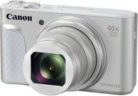 Canon POWERSHOT SX 730 Point and Shoot Camera(Silver 20.3 MP)