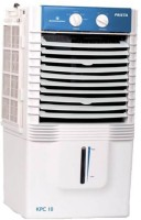 View KUMAKA Kelvinator Prista KPC10 Personal Air Cooler(White, 10 Litres) Price Online(KUMAKA)