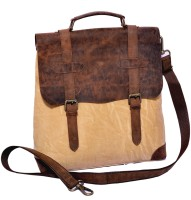 Craft Play 11 inch Laptop Case(Brown)