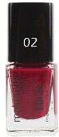 Makeover Professional Nail Paint Hot Red-02 Hot Red-02(9 ml) - Price 115 61 % Off