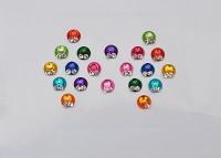 Crystal Fancy Bindi Girls & Ladies Multicolor Bindis(For Indian Women) - Price 99 50 % Off