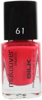 Makeover Professional Nail Paint Pauch Pink -61 Pauch Pink -61(9 ml) - Price 115 61 % Off