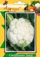 Airex Cauliflower Vegetables seeds (2 Packet of Cauliflower) Pack Of 40 Seeds * 2 Per Packet Seed(80 per packet)