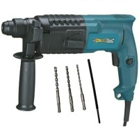 ISC High Performance Tiger 20mm Rotary Hammer Drill Machine Pistol Grip Drill(20 mm Chuck Size)
