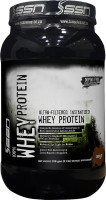 SSN 100% Whey Protein(908 g, Chocolate)