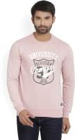 Peter England University Full Sleeve Printed Men's Sweatshirt