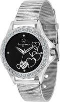 Lugano DE20023LG Sheffer Chain Watch - For Women