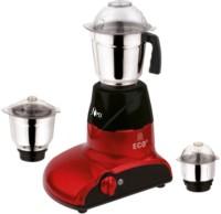 Apex Eco Plus Metalica Red 550 Mixer Grinder(Red, Black, 3 Jars)