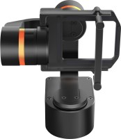 hohem XG1 3-axis Universal Stabilizing wearable Gimbal for action camera Monopod Kit(Black, Supports Up to 150 g)