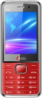 Chilli B36(Red & Silver)