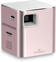 OVIO P6 Mobile Mini Pico Projector, DLP Technology, Support 1080P HD 120