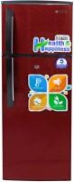 Mitashi 240 L Direct Cool Double Door 3 Star Refrigerator(Maroon, MiRFDDM240V25)