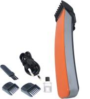Profiline Ncva-NS216(B)ORG Rechargeable Barber Scissors Professional Men Electric Shaver Adult Razor Hair Clipper Cordless Trimmer Cordless Trimmer for Men(Multicolor)