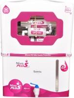 View SAMTA Niva plus 12 L RO + UV +UF Water Purifier(cherry) Home Appliances Price Online(SAMTA)
