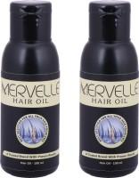 Mervelle hair Hair Oil(200 ml) - Price 420 76 % Off